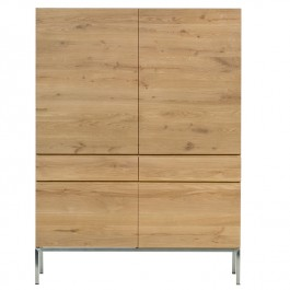 Ethnicraft Oak Storage Cabinet Ligna