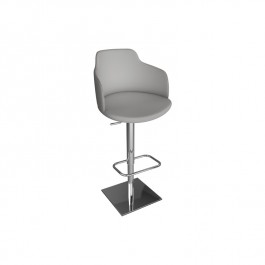 Peressini Casa Glamour P Bar Stool White