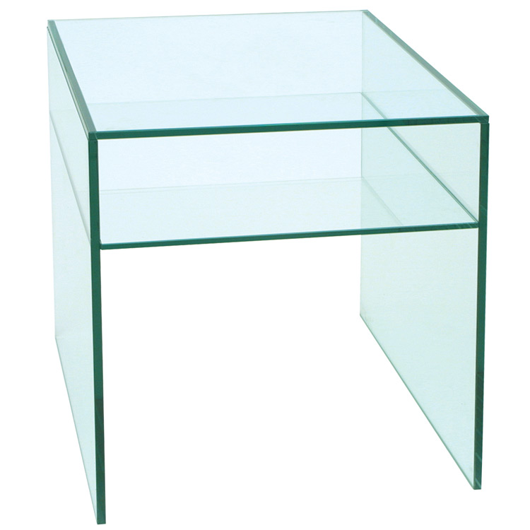 Nice ... Glass Side Table   Pure. Image 1