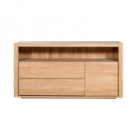 Ethnicraft Oak Chest of Drawers Shadow