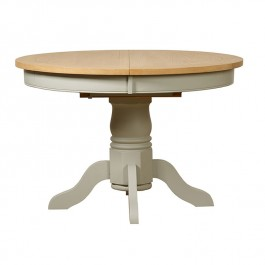 Bordeaux Round Extendable Dining Table
