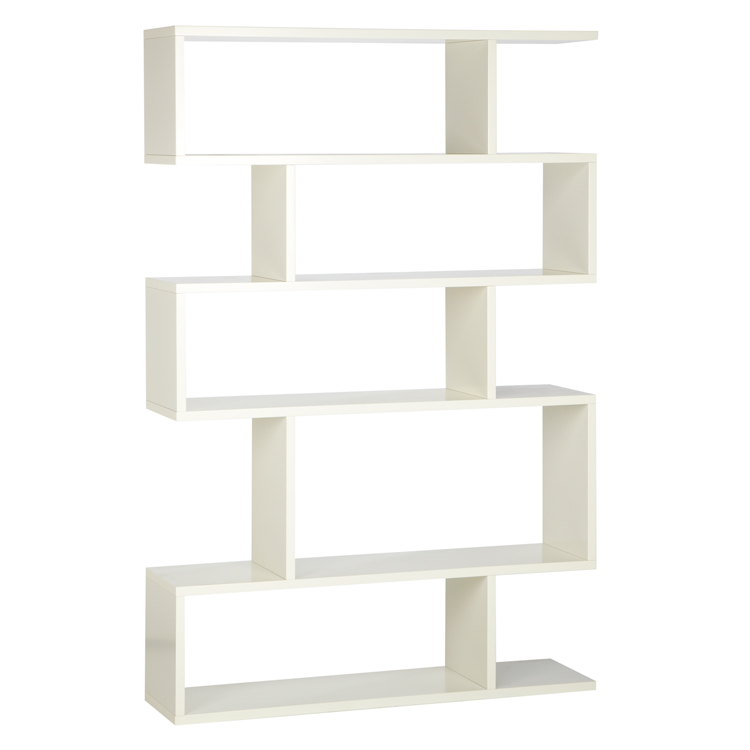 most bookcase white short decorating modern skinny make bookcases modular contemporary shelving the bookshelf of