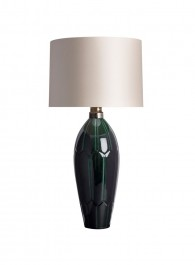 Heathfield Ceramic Table Lamp - Agave
