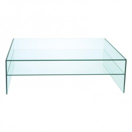 Glass Coffee Table - Pure