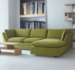 Conran Medium Pillowtalk Corner Sofa