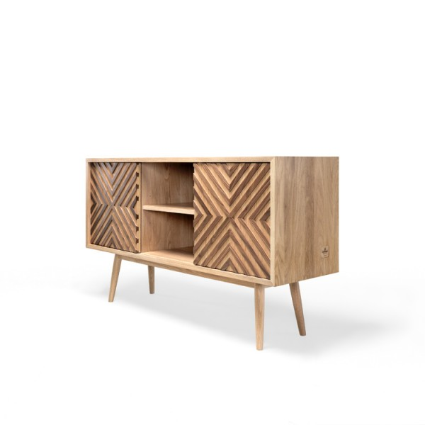 Wewood Solid Wood Sideboards Solid Oak Or Walnut Casanova Sideboard
