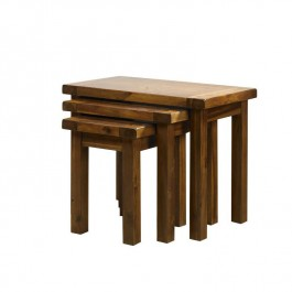 Kember Acacia Nest Tables