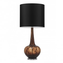Heathfield Grace Moire Lamp Heathfield