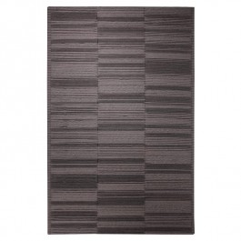 Brown Woollen Rug - Sliding Shadows