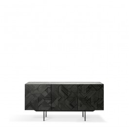 Ethnicraft Graphic Teak Sideboard