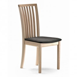 Skovby White Oiled Oak Dining Chair #66