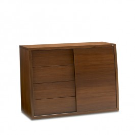 Skovby Small Walnut Sideboard #752