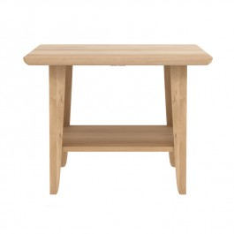 Side Table Simple Oak Ethnicraft