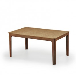 Skovby Walnut Extending Dining Table #26