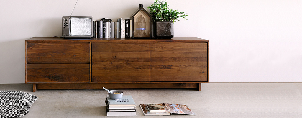 Living Room Furniture Walnut Wood walnut furniture | free warranty & free care kit exclusively at 4