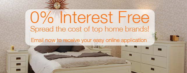 Interest free credit buy contemporary brands of for Furniture 0 finance