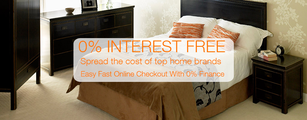 Bedroom Furniture 0 Finance interest free credit contemporary brands of furniture with 0% finance