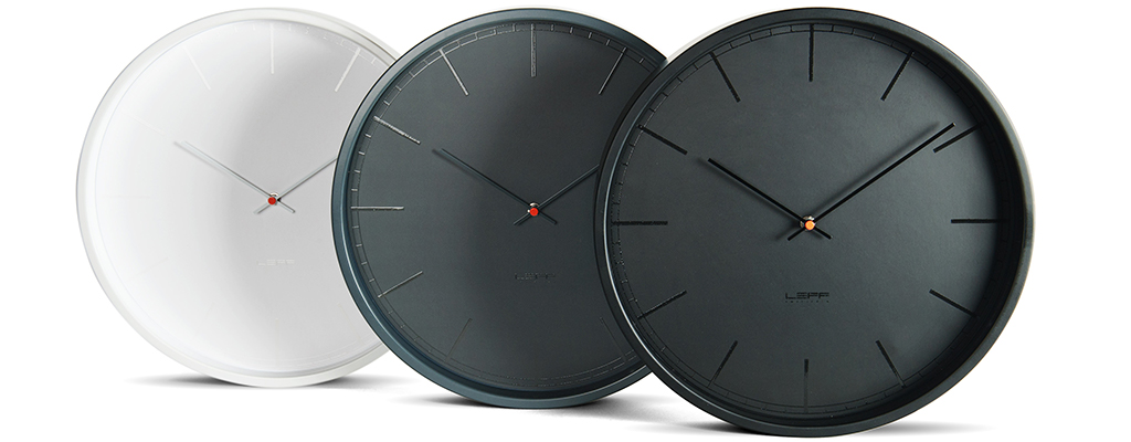 LEFF Amsterdam Clocks