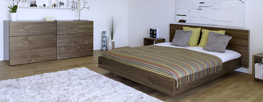 Contemporary Designer Beds at 4 Living