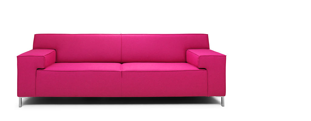 Pink Sofa | Red Sofa | Purple Sofa | Funky Sofas Made In Holland