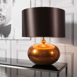 Heathfield Copper Table Lamp - Galileo