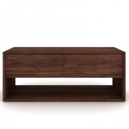 Ethnicraft Solid Walnut TV unit Nordic