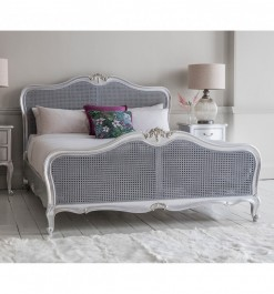 Frank Hudson Chic Silver Bedroom Set