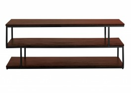 Conran Balance Coffee Table - Wood/Metal Black