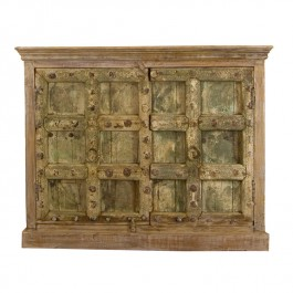 Old Indian Door Sideboard