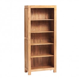 Toko Light Mango Large Bookcase