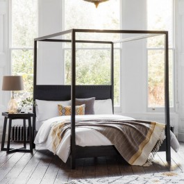 Gallery Boho Boutique 4 Poster Bed