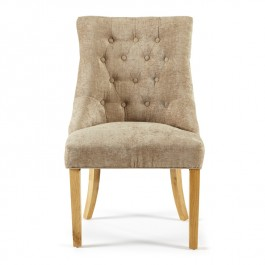 Serene Oak Dining Chair Hampton