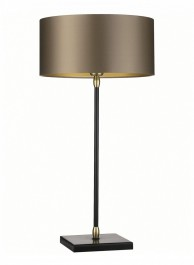 Heathfield Casablanca Black Lacquer Table Lamp
