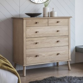 Frank Hudson 5 Drawer Chest Wycombe