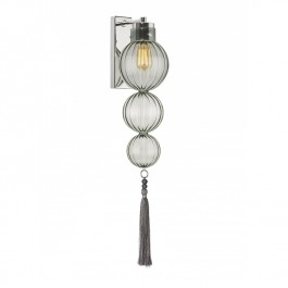 Heathfield Lighting Medina Opal Jade Wall Light