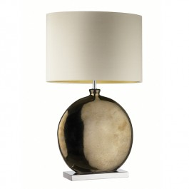 Heathfield Bronze Table Lamp - Valencia