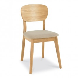 Oak Dining Chair - Oslo