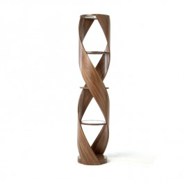 Shelving Unit Whole Twist DNA Tom Schneider