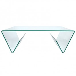 Glass Coffee Table - Combi