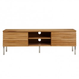 Conran Wave TV Unit Oak