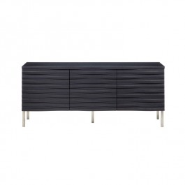 Conran Wave Sideboard Charcoal