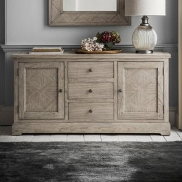 Mustique 2 Door, 3 Drawer Sideboard Hudson Living