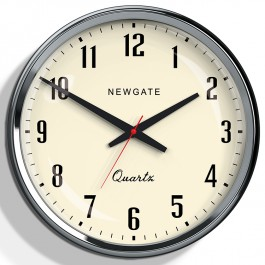 Newgate Retro Mechanic Wall Clock