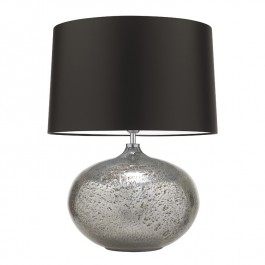 Heathfield Silver Table Lamp - Galileo