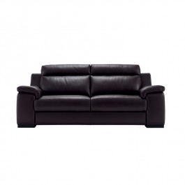 Italian Leather Sofa Giunone