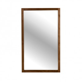Ethnicraft Teak Mirror Light Frame 2 Sizes