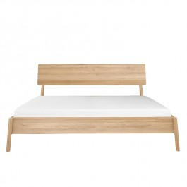 Ethnicraft Oak Bed Air