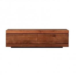 Ethnicraft Modern Teak TV Unit Burger
