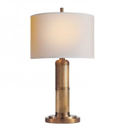 Brass Table Lamp - Longacre