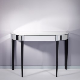 Deknudt Mirrored Console Table Softly
